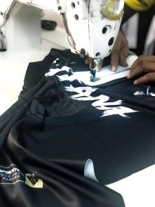 cara design jersey